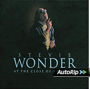 .com: Stevie Wonder: At The Close Of A Century [4 CD Box Set]: Music
