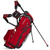 Sun Mountain Golf 2014 Superlight Three5 Stand Bag Red/Black/White