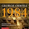 1984 [German Edition] (       UNABRIDGED) by George Orwell Narrated by Sebastian Rudolph