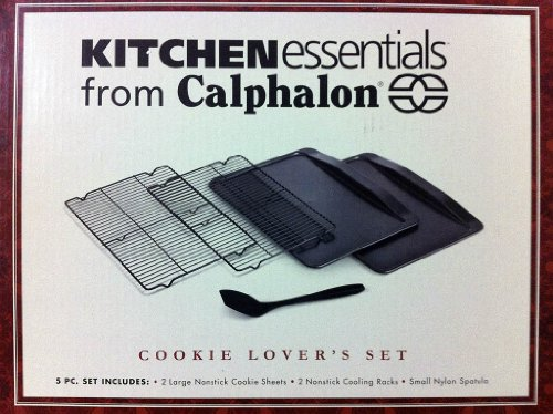 Kitchen Essentials From Calphalon Cookie Lover's 5 Piece Cookie Baking Set