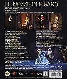 Image de Mozart: Le nozze di Figaro [Blu-ray]