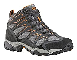 Oboz Scapegoat Mid Hiking Boot - Men\'s Charcoal 13