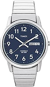 Timex® Men's Easy Reader Expansion Watch #T20031