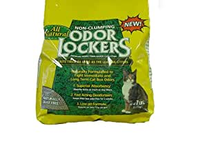 ODOR LOCKERS - ALL NATURAL CAT LITTER - Factory Direct Wholesale Prices - 4x7 lb bags