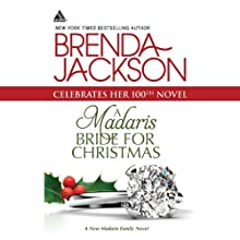 A Madaris Bride for Christmas: A Madaris Family Novel Audiobook by Brenda Jackson Narrated by Pete Ohms