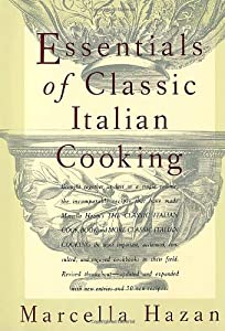 "Cover of ""Essentials of Classic Italian C..."
