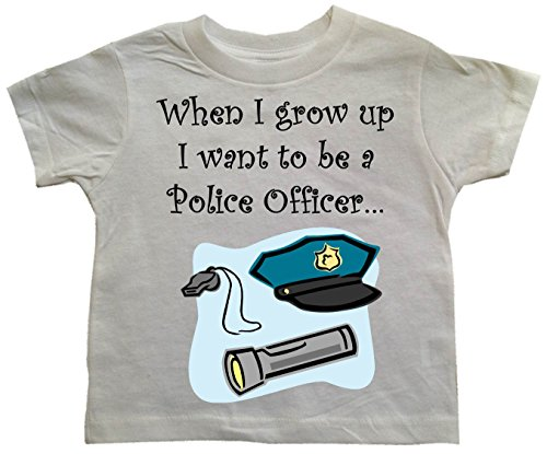 when i grow up i want to be a police officer If you're a first-generation police officer, there are some things you should know about what it's like to be your kid if you grew up in a law enforcement household like i did, you belong to.