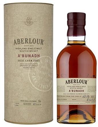 Aberlour Single Malt Scotch A'bunadh 750ML