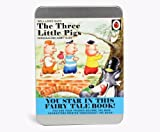 Gift Republic Personalised Fairytales (The Three Little Pigs)