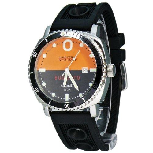 Nautec No Limit Men's Sub Zero Watch SZ AT/RBSTSTBKOR