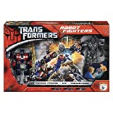 Transformers Robot Fighters Game ~ Hasbro