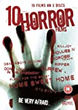 10 Pack: Horror 1(including Home Sweet Home, 976 Evil II: The Astral Factor, Exorcism The Movie, Goulies 4, Killjoy, Dead Above Ground, Don't Look In The Basement, Flesh For The Beast, Curfew, Ripper [DVD] [2007]