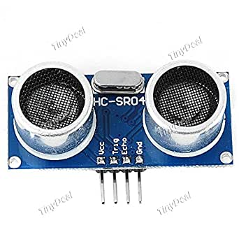 HC-SR04 Ultrasonic Distance Measuring Sensor Module for Arduino (Works with Official Arduino Boards) - Blue ECT-254239