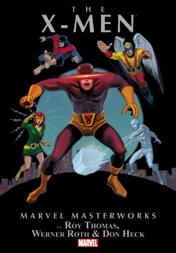 Marvel Masterworks: The X-Men - Volume 4 (Marvel Masterworks X Men compare prices)