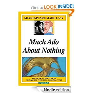 an analysis of the characters in much ado about nothing An analysis of major characters  much ado about nothing has been adapted several times for stage and screen  much ado about nothing characters.