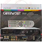CaptiveWorks CW-900HD Digital FTA Receiver