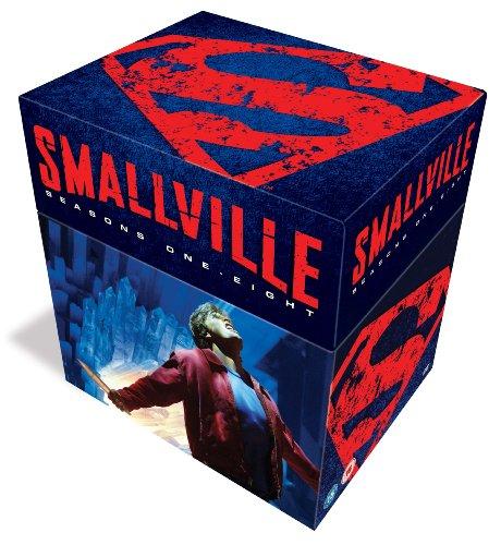 Smallville-Series 1-8-Complete [Reino Unido] [DVD]
