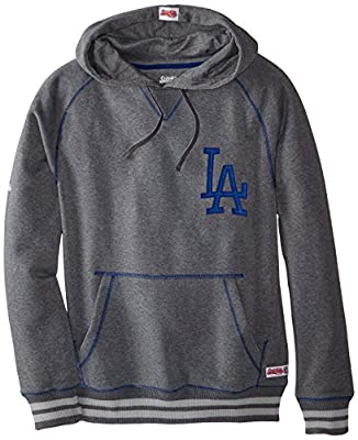 MLB Los Angeles Dodgers Fashion Pull-Over Hood