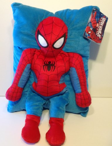 MARVEL Spiderman Plush Character Pillow - 1