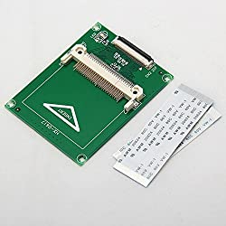 CF to Zif 1.8 HDD Hard disk Drive SSD Hard Drive IDE Adapter for iPod Video JK