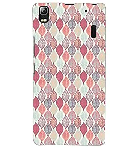 PrintDhaba Pattern D-5204 Back Case Cover for LENOVO A7000 TURBO (Multi-Coloured)