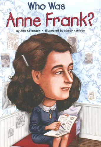 Who Was Anne Frank?, Buch