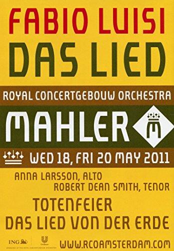 Fabio Luisi: Mahler, Das Lied