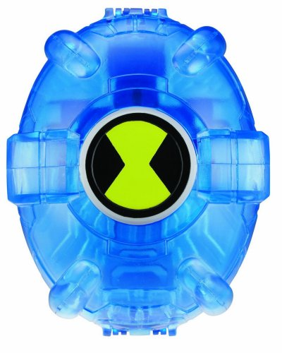 Ben 10 Alien force Alien Creation Transporter Blue