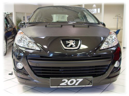AB-00518-Peugeot-207-de-2007-BRA-DE-CAPOT-PROTEGE-CAPOT-Tuning-Bonnet-Bra
