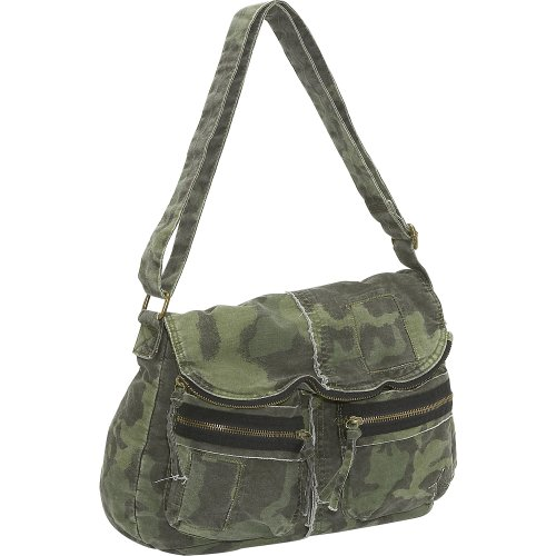 Hurley One And Only Shoulder Bag (Camo)