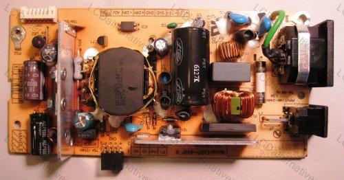 Repair Kit, Viewsonic VP2130b, LCD Monitor, Capacitors