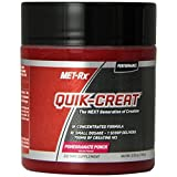 MET-Rx Quik-Creat Dietary Supplement, Pomegranate Punch, 100 Gram