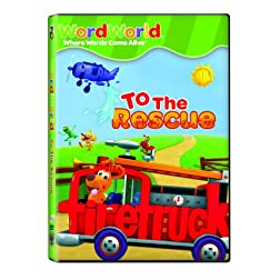WordWorld: To the Rescue