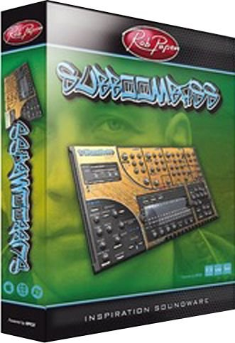 Rob Papen SubBoomBass Virtual Instrument