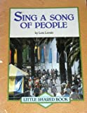 Sing a Song of People (0316520705) by Lois Lenski