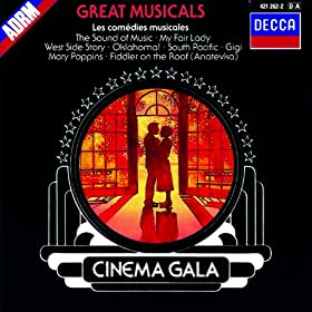 Great Musicals: Cinema Gala