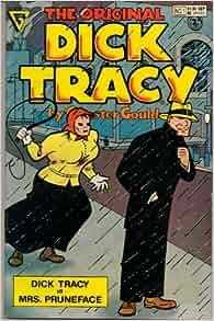 dick tracy vs mrs pruneface