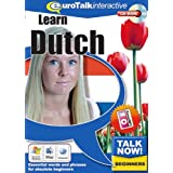 Talk Now Learn Dutch: Essential Words and Phrases for Absolute Beginners (PC/Mac)by EuroTalk Limited