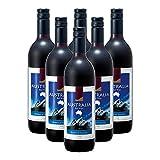 [オーストラリアお土産] オーストラリア 赤ワイン 6本 (海外 みやげ オーストラリア 土産)