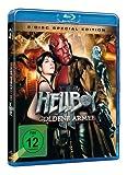 Image de Hellboy II: Die goldene Armee [Blu-ray] (inkl. Bonus-DVD) [Import allemand]