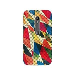 Garmor Designer Silicon Back Cover For Motorola Moto G4 Play