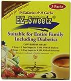 3 Packs 0.5 oz - Liquid Sweetener 450 Servings/Bottle