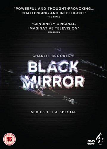 Black Mirror - Series 1-2 and Special [DVD] [Edizione: Regno Unito]