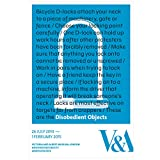 Disobedient Objects Exhibtion Poster - D Lock Edition||RHFPR||EVAEX