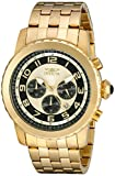 Invicta Men's 19463 Specialty Gold-Tone Stainless Steel Watch