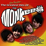 Disco de The Monkees - Here They Come: Greatest Hits (Anverso)