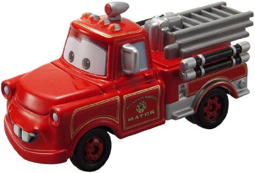 Cars Tomica TOON Rescue Squad Mater Disney Pixar C-35 - 1