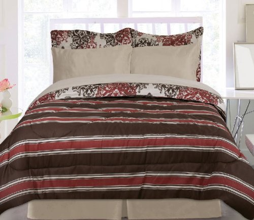 Victorian Comforter Sets front-1072292