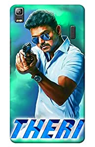 vijay Printed Case for Lenovo K3 Note