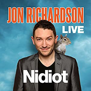 Jon Richardson Live - Nidiot Performance